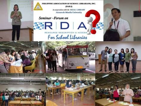 Forum on rda