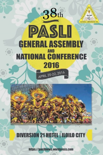 PASLI Conference 2016 poster