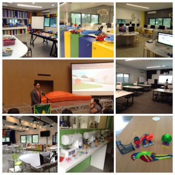 Miriam College Innovation Center