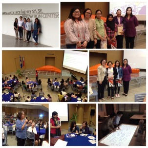 PASLI Seminar participants